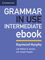 Grammar in Use Intermediate Interactive eBook