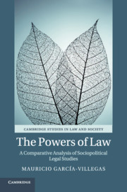 The Powers of Law