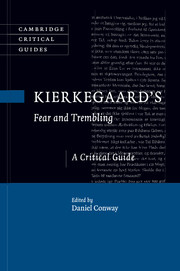 Kierkegaard's Fear and Trembling