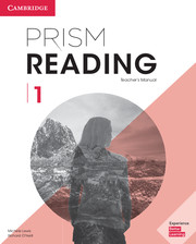 Prism Reading Level 1 Teacher's Manual