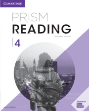 Prism Reading Level 4 Teacher's Manual