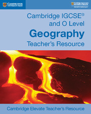 Cambridge IGCSE® and O Level Geography Cambridge Elevate Teacher's Resource Access Card