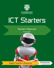 Cambridge ICT Starters Cambridge Elevate Teacher's Resource