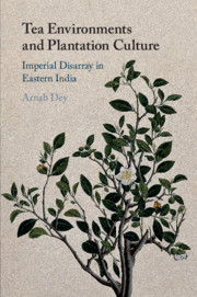 Tea Environments and Plantation Culture