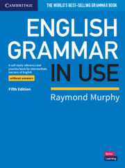 English Grammar in Use Fifth Edition without answers