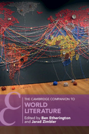 The Cambridge Companion to World Literature