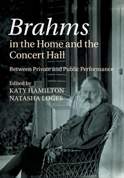 Brahms in the Home and the Concert Hall
