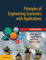 Principles of Engineering Economics with Applications