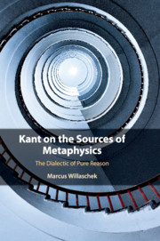 Kant on the Sources of Metaphysics