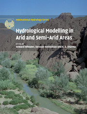 Hydrological Modelling in Arid and Semi-Arid Areas