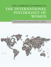 The Cambridge Handbook of the International Psychology of Women