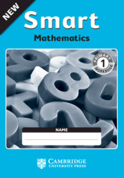 Smart Mathematics Workbook Revised Edition Primary 1