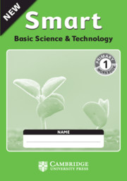 NEW Smart Basic Science & Technology Primary 1