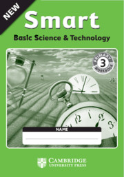NEW Smart Basic Science & Technology Primary 3