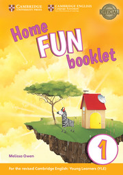 Storyfun Level 1 Home Fun Booklet
