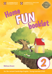 Storyfun Level 2 Home Fun Booklet