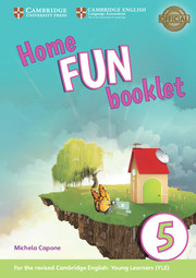 Storyfun Level 5 Home Fun Booklet