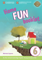 Storyfun Level 6 Home Fun Booklet