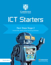 ICT Starters: Next Steps Stage 2