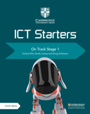 Cambridge ICT Starters On Track Stage 1