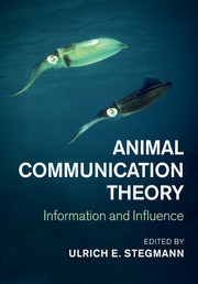 Animal Communication Theory