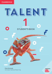 Level 1 Student's Book