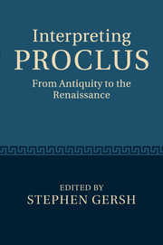 Interpreting Proclus