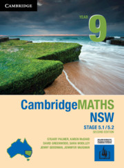 Cambridge Maths Stage 5 NSW Year 9 5.1/5.2