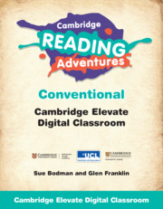 Cambridge Reading Adventures Pathfinders to Voyagers Conventional Cambridge Elevate Digital Classroom (1 Year)