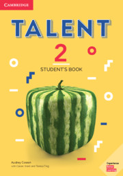 Level 2 Student's Book