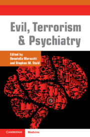 Evil, Terrorism and Psychiatry