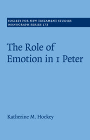The Role of Emotion in 1 Peter