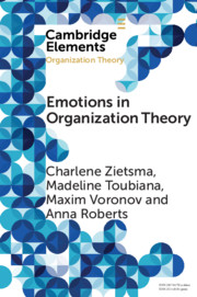 Emotions in Organization Theory