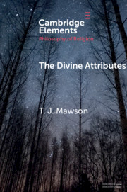 The Divine Attributes
