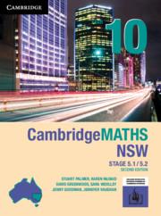 Cambridge Maths Stage 5 NSW Year 10 5.1/5.2