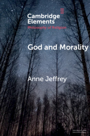God and Morality by Anne Jeffrey
