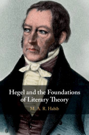 Hegel and the Foundations of Literary Theory