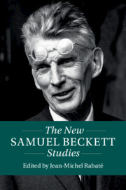 The New Samuel Beckett Studies