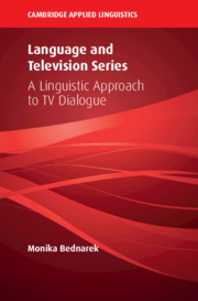 Index of TV Series - Language and Television Series