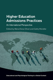 Higher Education Admissions Practices