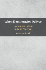 When Democracies Deliver