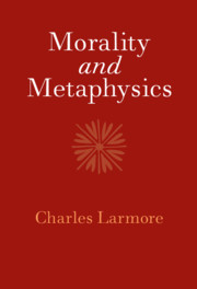 Morality and Metaphysics