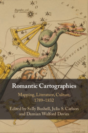Romantic Cartographies