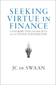 Seeking Virtue in Finance