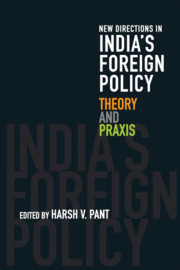 New Directions in India's Foreign Policy