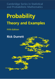 Cambridge Series in Statistical and Probabilistic Mathematics