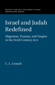 Israel and Judah Redefined