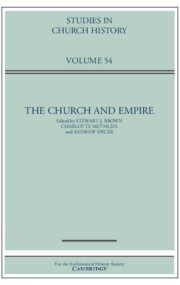 The Church and Empire