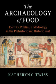 The Archaeology of Food