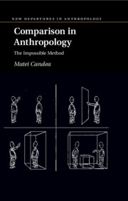 New Departures in Anthropology